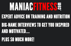 Expert advice on training and nutrition + Big-name interviews to get you inspired and motivated