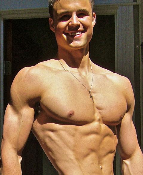 Interview With Natural Bodybuilder Connor LaVallie