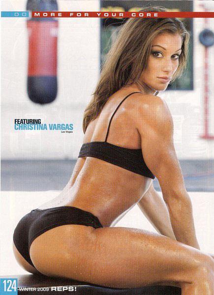 Christina VargasChristina Vargas Ironman Magazine
