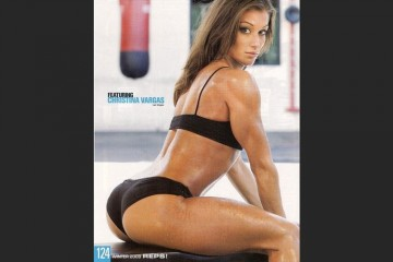 Interview with IFBB Pro Christina Vargas