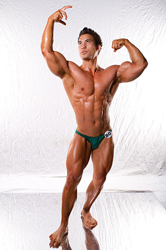 Interview With Natural Bodybuilder Tuan Tran