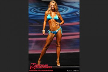 Interview with IFBB Pro Tabitha Klausen