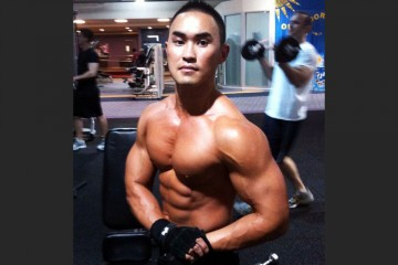 Interview with Bodybuilder Ros Magtoto