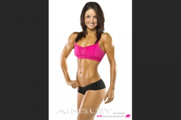Interview with Fitness Model Ainsley McSorley