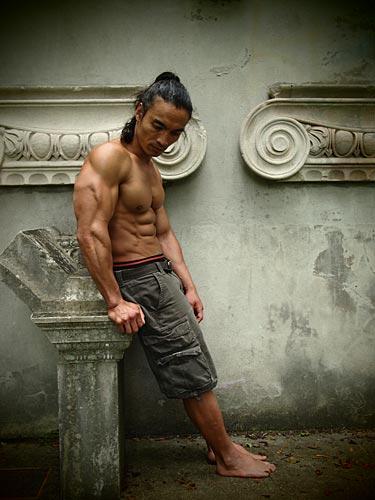 Kane Sumabat aka Timberwolf Interview