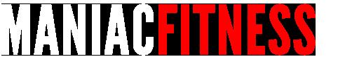 ManiacFitness.com logo